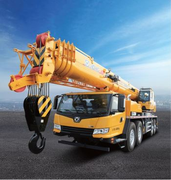 75 Ton Link Belt Bridge Crawler Crane Specifications