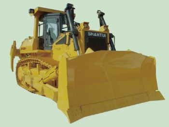 Shantui SD32-5 Compact Crawler Tractor Dozer Equipment