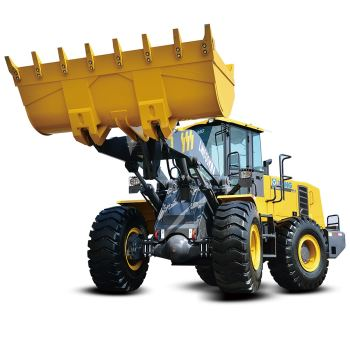 XCMG 6 Ton Wheel Loader LW600KN Front End Loader